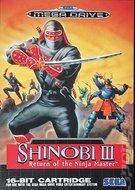 Shinobi III: Return of the Ninja Master