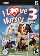 I Love Horses 3 Pack