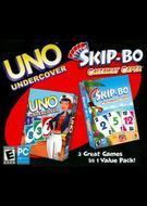 Uno Undercover/Skip-Bo: Castaway Caper