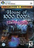 House of 1000 Doors: Family Secrets - Collector's Edition