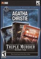 Agatha Christie: Triple Murder Mystery Pack
