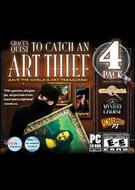 Grace's Quest: To Catch an Art Thief 4 Pack