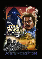 Star Wars Galaxies Trading Card Game: Agents of Deception