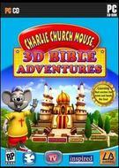 Charlie Church Mouse: 3D Bible Adventures