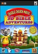 Charlie Church Mouse: 3D Bible Adventures