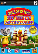 Charlie Church Mouse: 3D Bible Adventures 2