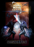 Star Wars Galaxies Trading Card Game: Champions of the Force