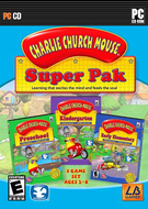 Charlie Church Mouse: Super Pak