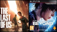 Are The Last of Us and Beyond Two Souls under development for PS4?