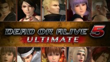 Great updates for Dead Or Alive 5 Ultimate are coming!