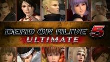 Вскоре будут представлены обновления Dead Or Alive 5 Ultimate