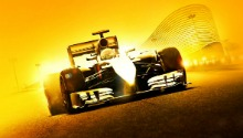 New F1 2014 game has been announced