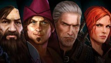 The Witcher Adventure Game is coming