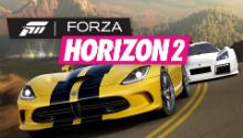 Forza Horizon 2 DLC gratuit sera lancé à la sortie du projet