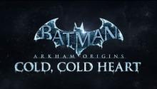 Batman: Arkham Origins DLC got the first trailer