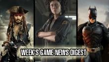 Condensé d'actualités de jeux vidéo de la semaine