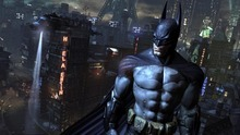 Batman: Return to Arkham Screenshots Comparison