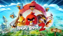 Анонсирована игра Angry Birds 2