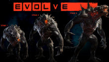 New Evolve screenshots show how the character can change