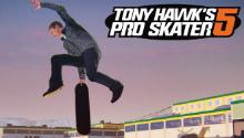 Tony Hawk's Pro Skater 5 sur PS4 et PS3 incluera le contenu exclusif