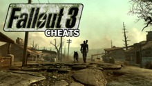 Fallout 3 Cheats: Part 1