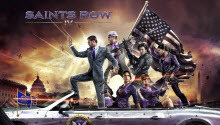 GATV and Wild West Saints Row 4 DLCs are coming