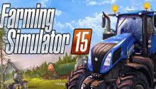Les nouvelles de Farming Simulator 15: date de sortie et captures d'écran fraîches
