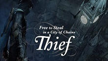 Bonus for pre-order and new Thief trailer