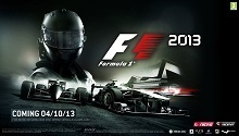 New F1 2013 details are presented
