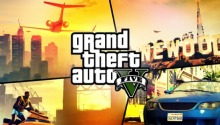 Gamestop revealed new Grand Theft Auto 5 arts
