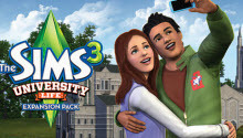 The Sims 3 University Life и многое другое