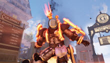 Advertising Bioshock Infinite trailer and more