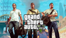 New GTA 5 trailer was published