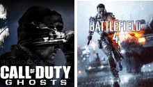 Battlefield 4 против Call of Duty: Ghosts
