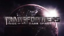 Первые скриншоты и дата выхода Transformers: Rise Of The Dark Spark