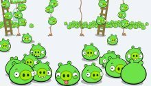 Rovio has anounced the new game about Pigs and Birds
