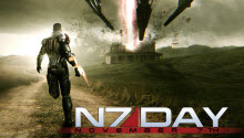 Первый тизер игры Mass Effect 4
