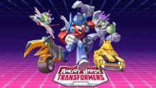 Анонсирована игра Angry Birds Transformers
