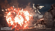 Новости об апдейте Star Wars: Battlefront - Bespin