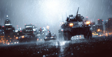 Battlefield 4 Battlelog was detailed