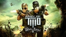 EA revealed the Army of Two: The Devil's Cartel release trailer.
