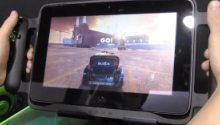 Razer Edge Pro - первый планшет для PC геймеров, показал всю свою мощность