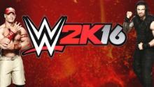 Игра WWE 2K16 выйдет в этом году