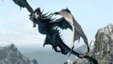 The second plot DLC Dragonborn will be in December