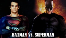 Batman vs. Superman film has got its first screenshots (Movie)