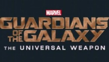 Guardians of the Galaxy: The Universal Weapon game has been launched today