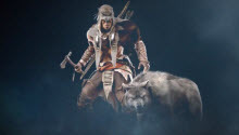 New abilities in Assassin's Creed 3 DLC