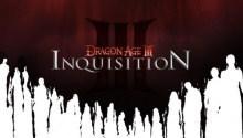 Анонс Dragon Age 3: Inquisition