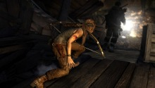 How to survive in Tomb Raider game?