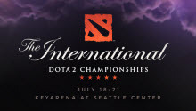 The International Dota 2 championship has finished